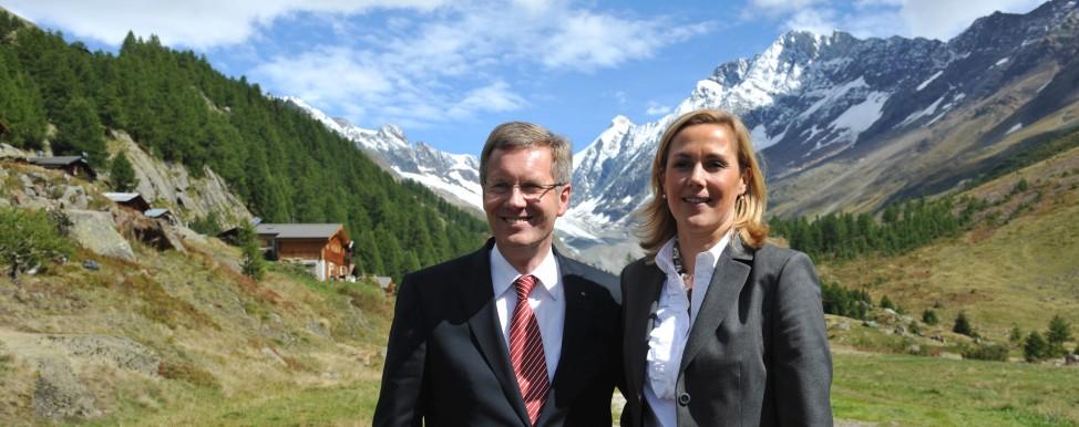 Wulff in der Schweiz