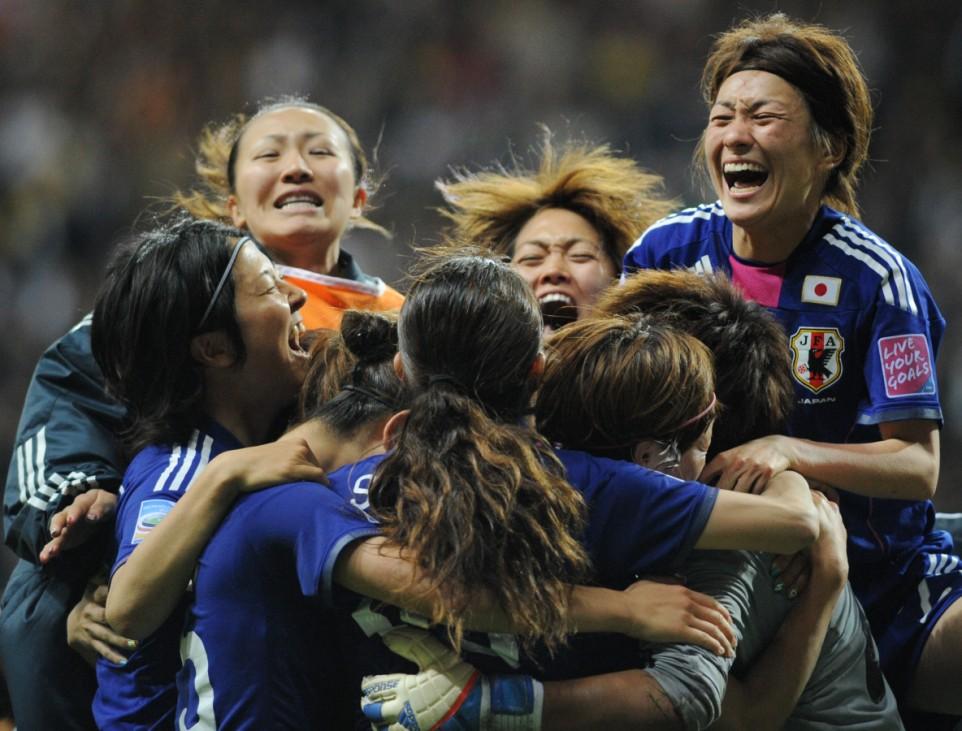 Jahreswechsel - Frauen-WM 2011
