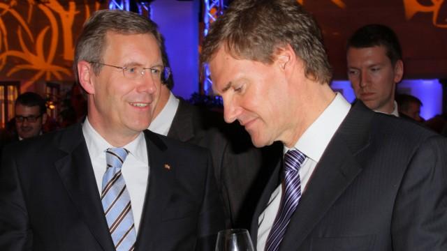 Maschmeyer, Wulff und die Hannover-Connection