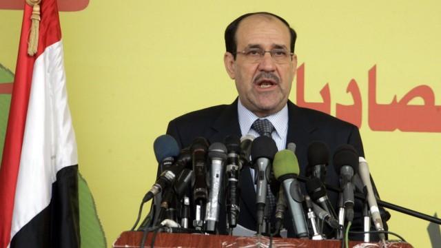 Irakischer Regierungschef droht mit Rücktritt