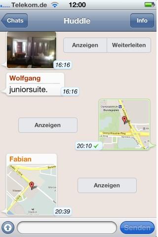 iPhone Apps 2011 Screenshot