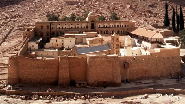 Israel Sinai Katharinenkloster