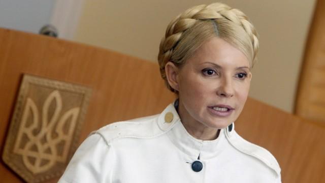 Jahreswechsel - Julia Timoschenko verurteilt
