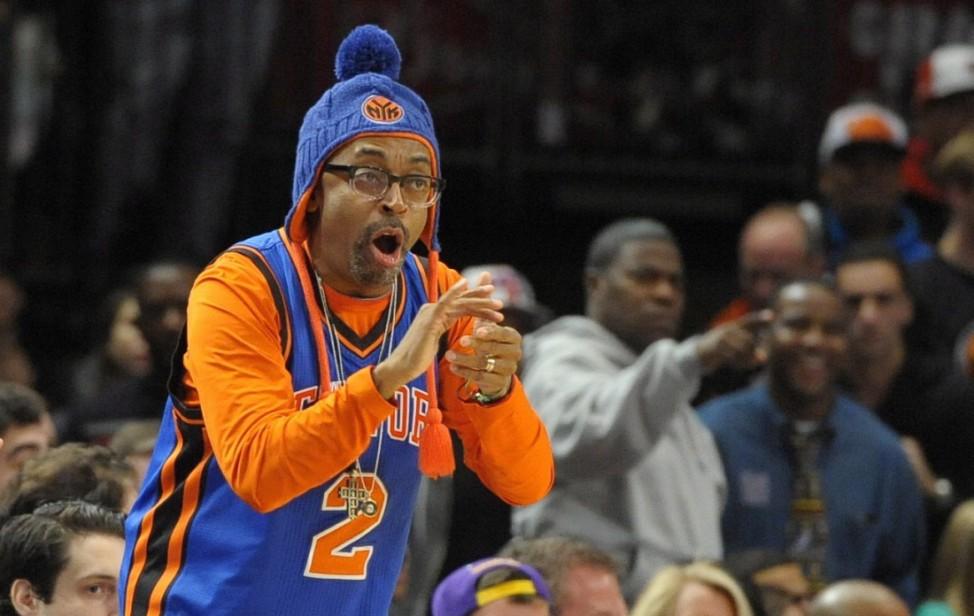 Boston Celtics against the New York Knicks
