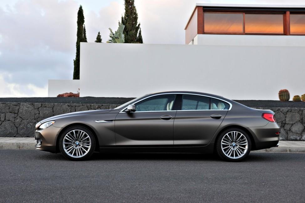 Kleine Klasse BMW 6er Gran Coupé