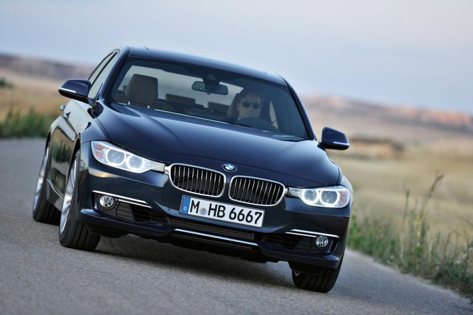 Kleine Klasse BMW 3er