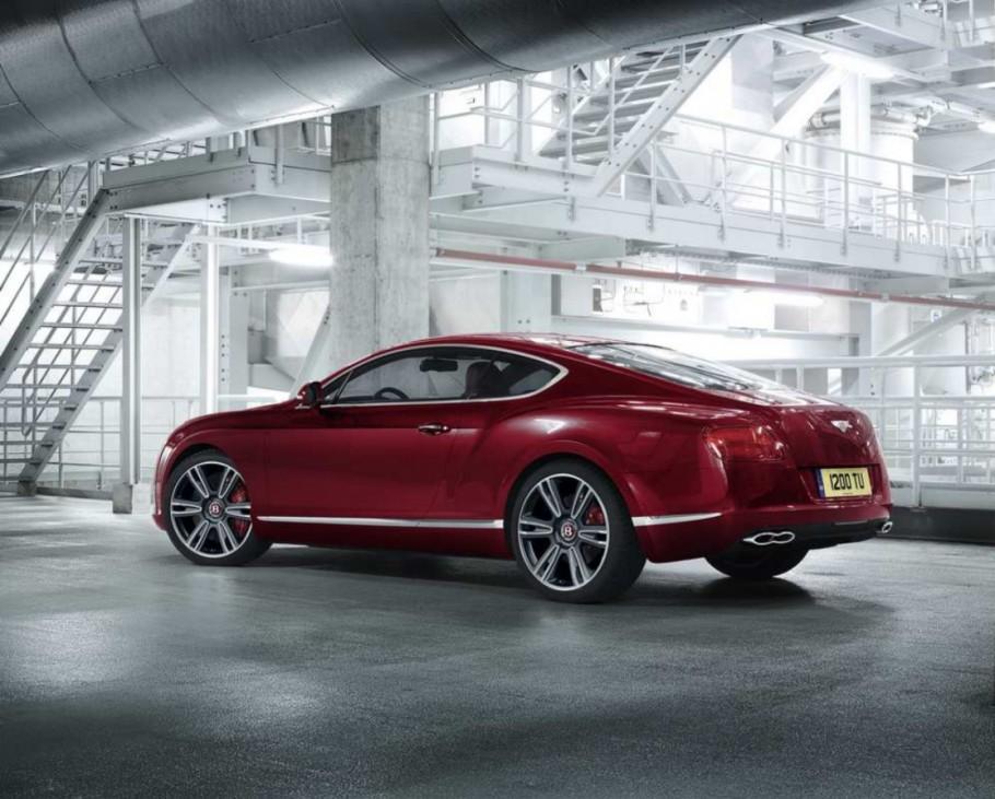 Kleine Klasse Bentley V8