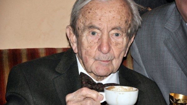 Leopold Hawelka gestorben