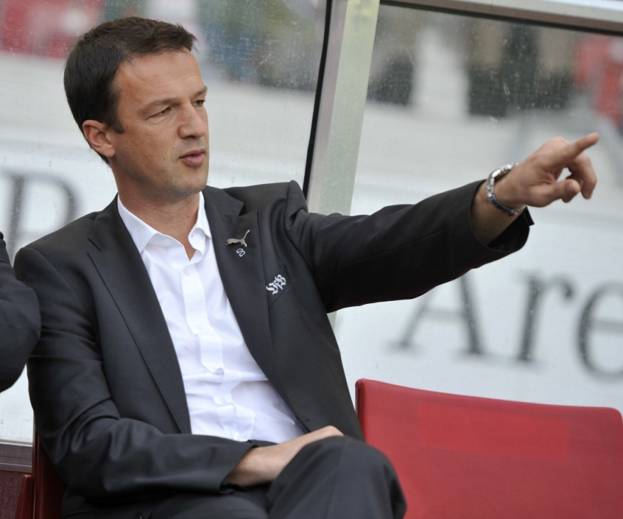 VfB-Sportdirektor Fredi Bobic