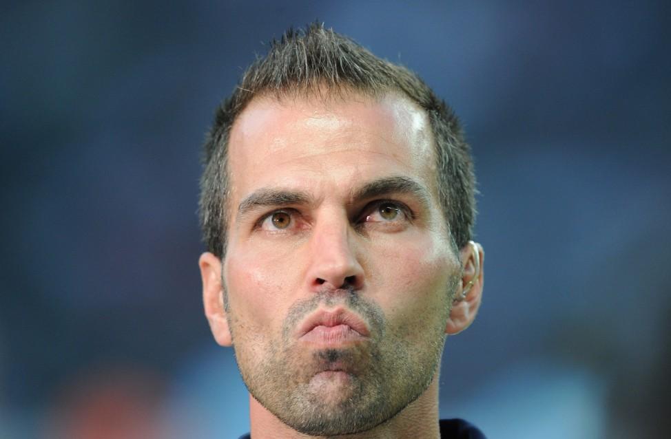 Hertha BSC stellt Cheftrainer Markus Babbel frei