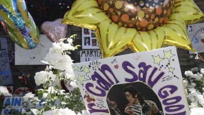 Trauerfeier für Michael Jackson: Michael Jackson: 1,6 Millionen wollten Karten für die Trauerfeier des Megastars.