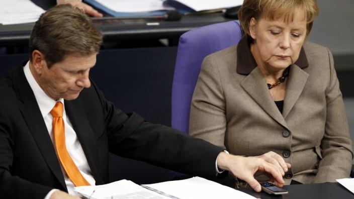 Angela Merkel SMS