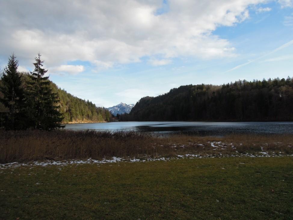 Alatsee Füssen Allgäu