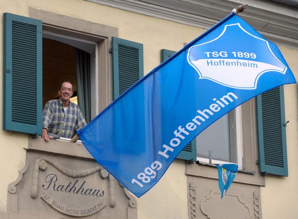 1899 Hoffenheim - Ortsvorsteher von Hoffenheim