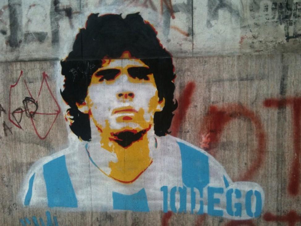 Buenos Aires Argentinien Tango Fußball San Telmo