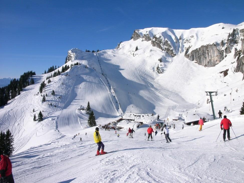 Tagestour Skifahren Wintersport Brauneck