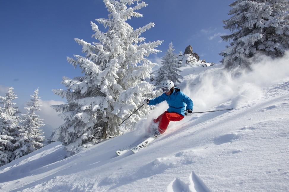 Tagestour Skifahren Wintersport Sudelfeld