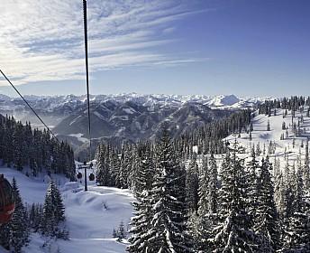Tagestour Skifahren Wintersport Reit im Winkl Waidring Steinplatte