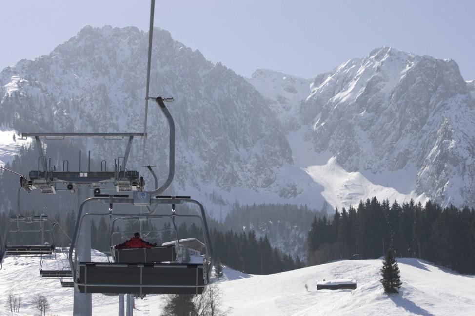Tagestour Skifahren Wintersport Walchsee Kössen Zahmer Kaiser
