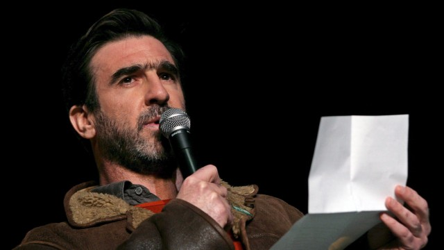 Eric Cantona begins French presidency bid