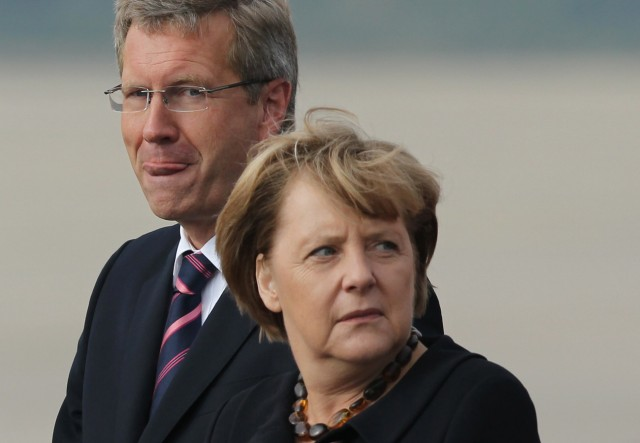 FILE PHOTO:  German President Christian Wulff Under Pressure To Resign