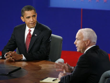 Barack Obama John McCain, Reuters