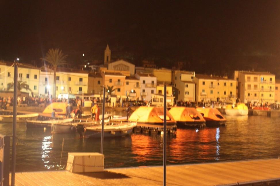 Dozens still missing from stricken Italian cruise ship