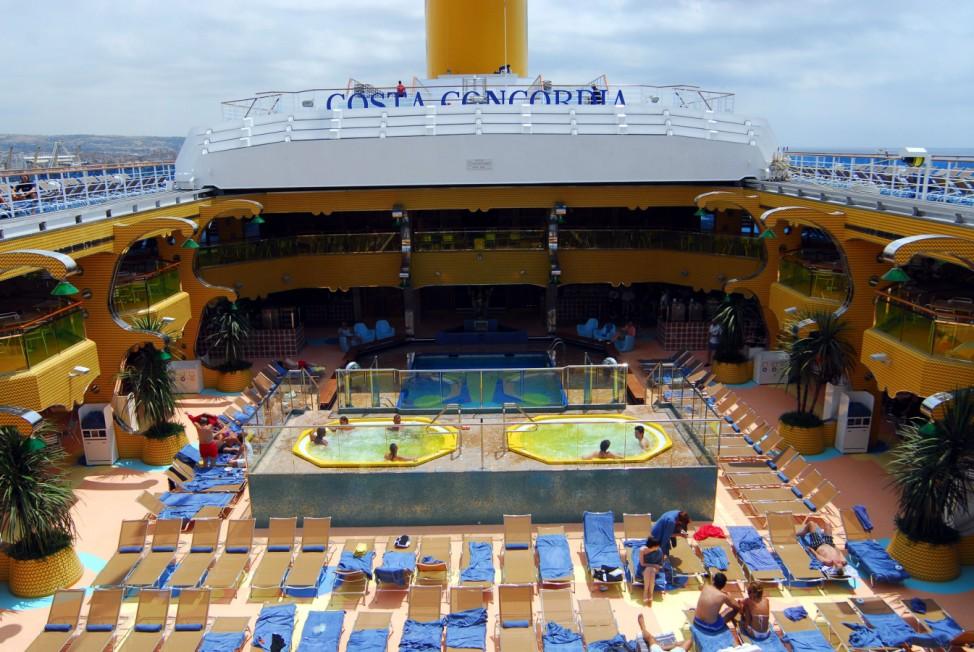Kreuzfahrtschiff Costa Concordia