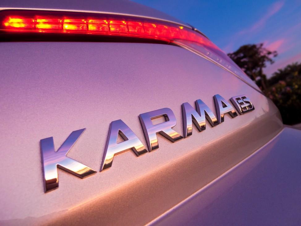 Power aus der Dose Fisker Karma ES