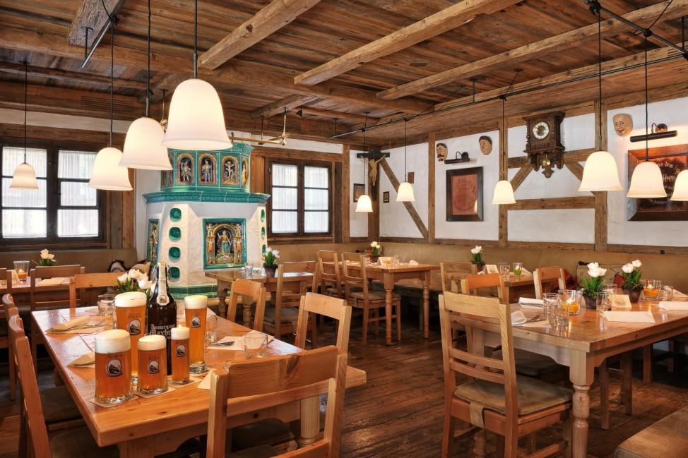 Restaurant Maximilian, Oberammergau