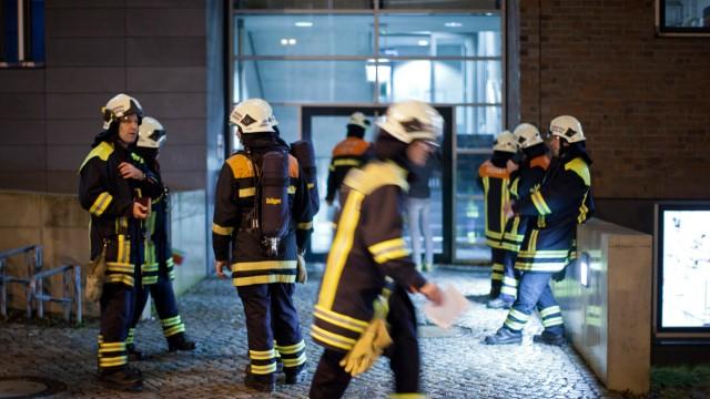 Gasunfall an TU Dresden