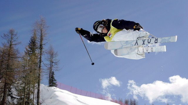 Canadian Sarah Burke died from injuries of a training fall