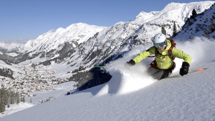 Skigebiet Arlberg Lech Zürs St. Anton