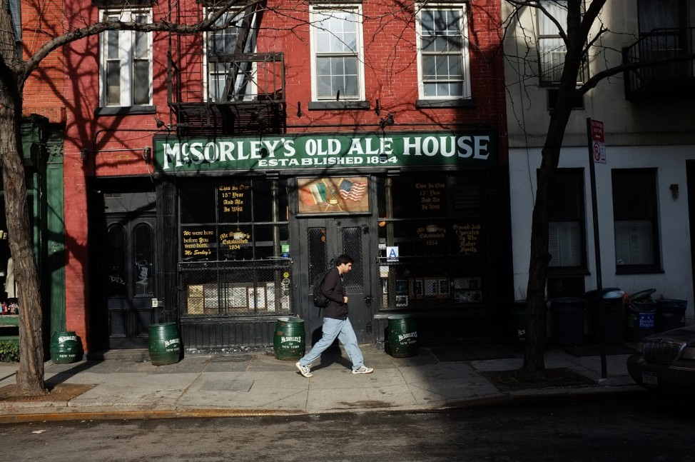 Efforts To Landmark Sections Of Manhattan's East Village As Historic Draws Controversy