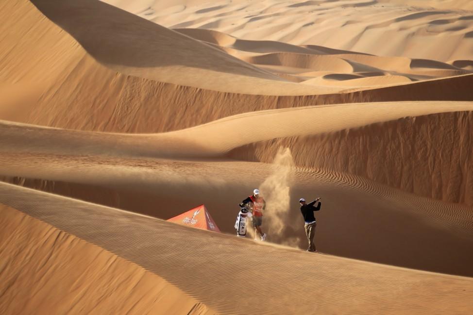 Abu Dhabi HSBC Golf Championship - Previews