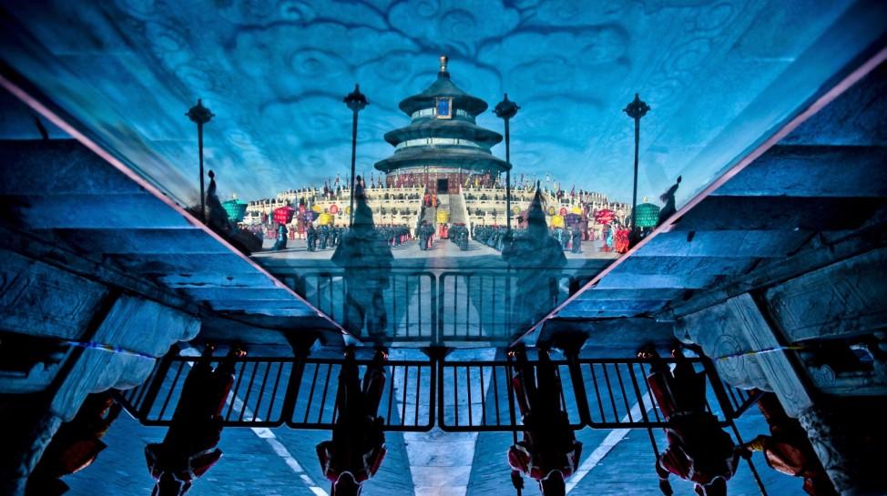 Lunar New Year - Sacrifice to Heaven Ritual