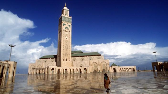 Hassan-II Moschee