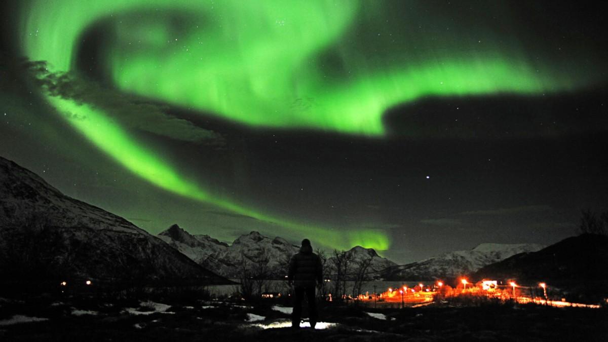Gute Chancen auf Polarlichter über Deutschland