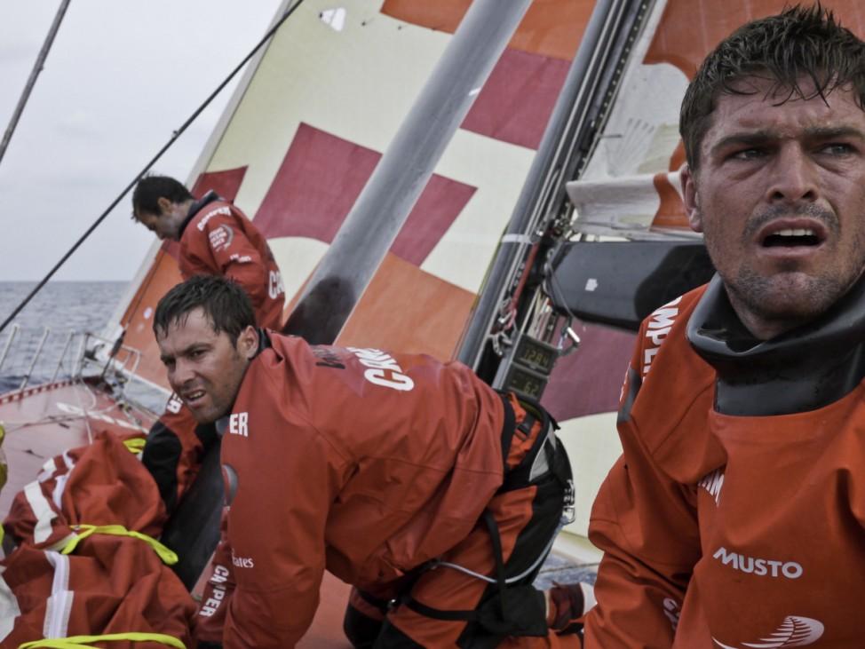 *** BESTPIX *** Leg 3 Stage 2 Start - Volvo Ocean Race 2011-12