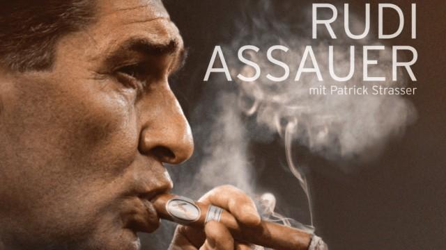 Assauer publishes book about his Alzheimer's disease