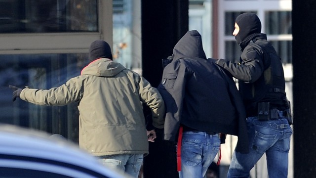 Polizei fasst weiteren mutmasslichen NSU-Unterstuetzer