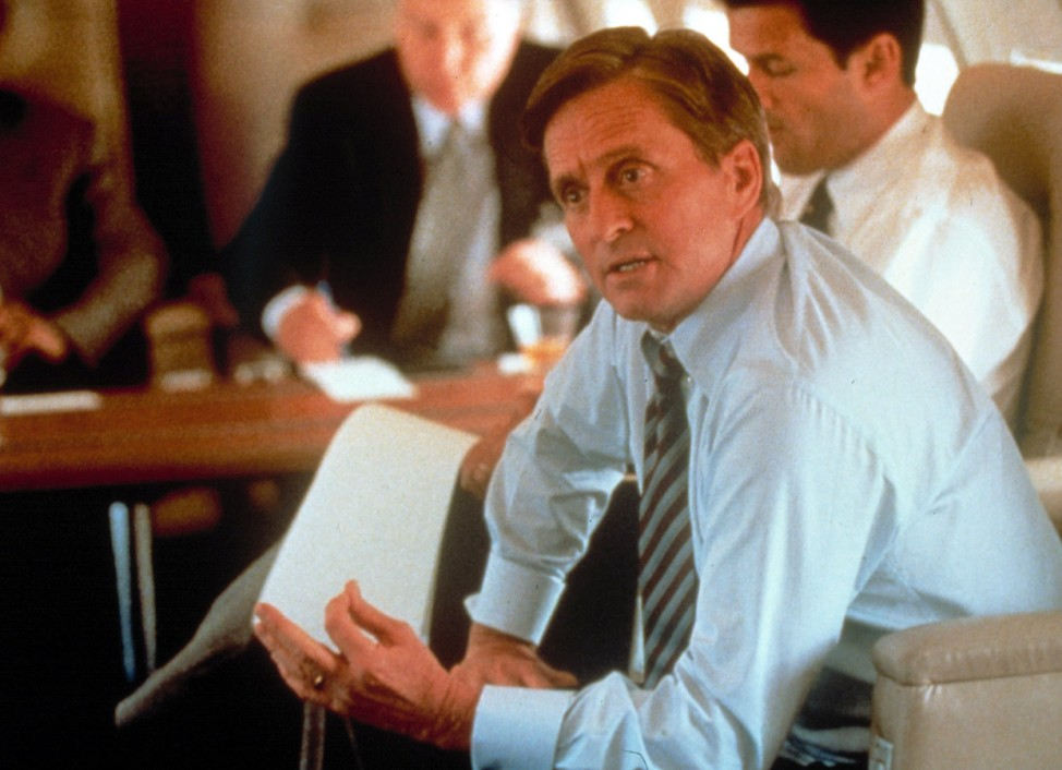 "Michael Douglas im Film ""Traffic"""