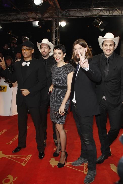 Goldene Kamera 2012 - Red Carpet Arrivals