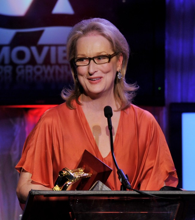 AARP Magazine's 11th Annual Movies For Grownups Awards Gala - Show