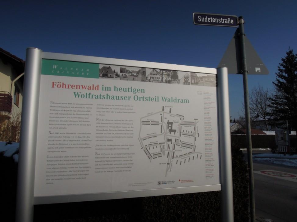 Föhrenwald Waldram