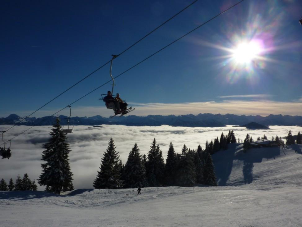 Familienpisten in der Skiregion Brauneck-Wegscheid