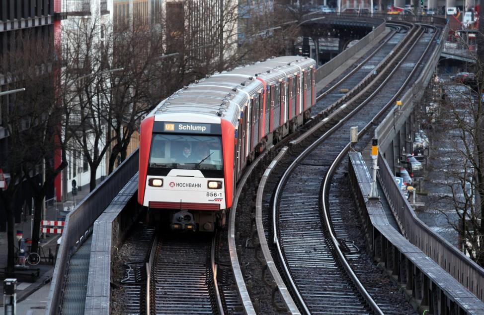 Hamburger U-Bahn