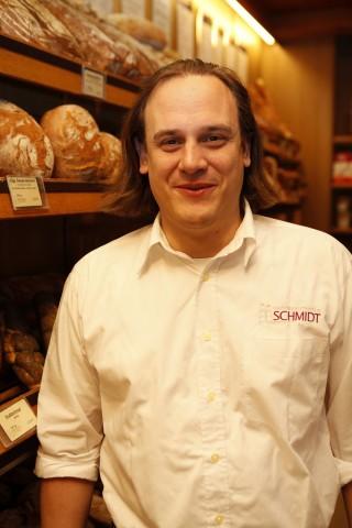 Bäcker Markus Schmidt , München, Carmen Wolf