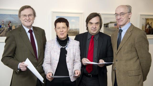 Praesentation des Ausstellungskonzeptes des  NS-Dokumentationszentrums in Muenchen