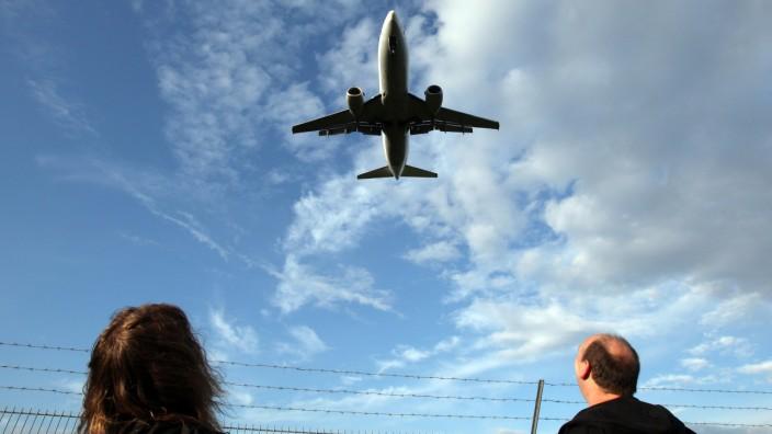 Vor Fluglotsenstreik in Deutschland
